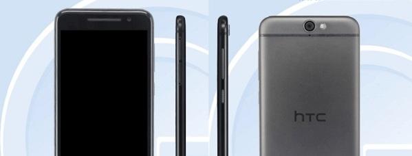 HTC'den yeni A9 modeli : HTC A9w