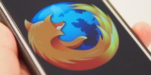 Mozilla Firefox iOS platformunda!