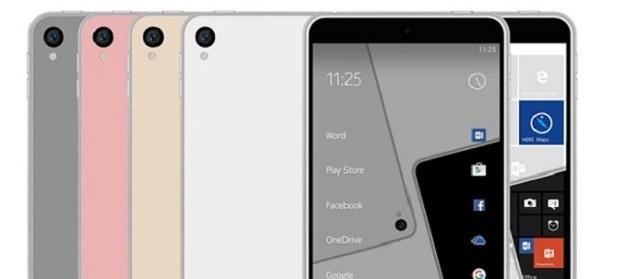 Nokia C1 Android ve Windows 10 tabanlı geliyor!