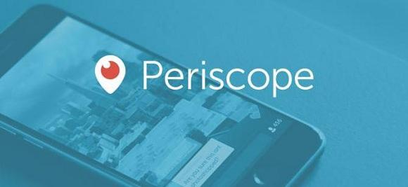 Periscope'ta ileri geri sarma özelliği!