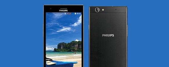 Philips'ten yeni akıllı telefonlar!
