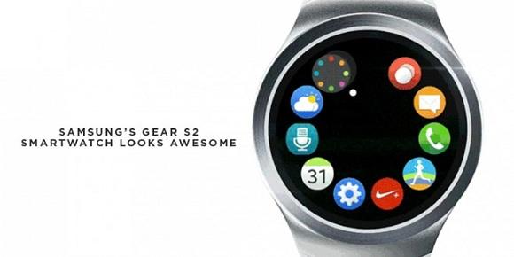 Samsung Gear S2 çok yakında Türkiye'de