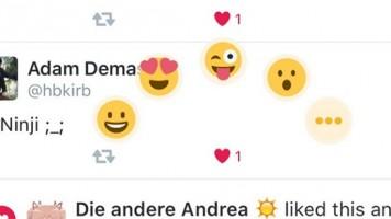 Twitter'a emoji desteği geliyor!