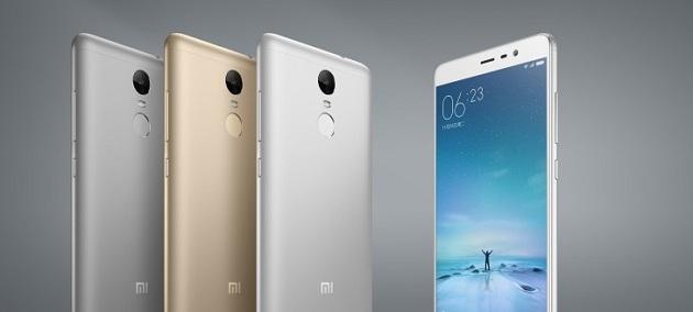 Xiaomi Redmi Note 3 resmen tanıtıldı!