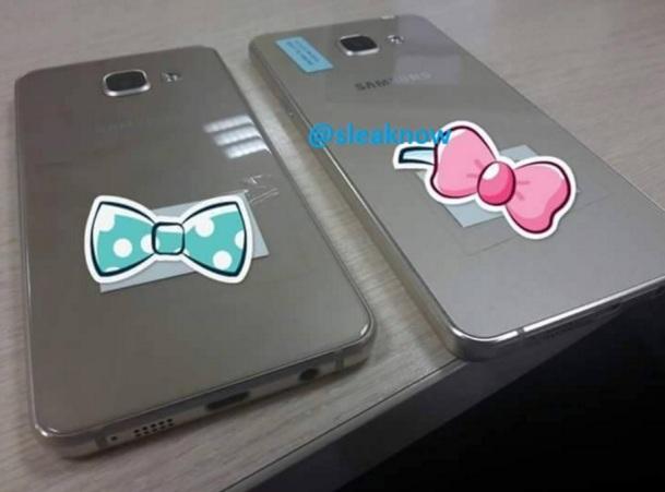 yeni galaxy a3 ve galaxy a5