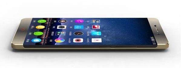 ZTE Nubia Z11 kavisli ekran ile geliyor!
