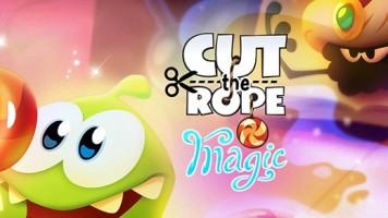 Cut the Rope: Magic mobil platformlarda yayınlandı!