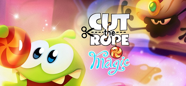 Cut the Rope: Magic mobil platformlarda yayınlandı!