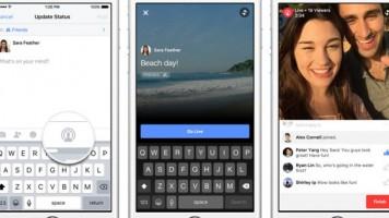 Facebook canlı yayın özelliği herkese açık oluyor!