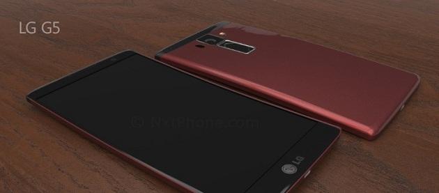 LG G5'in özellikleri netleşiyor