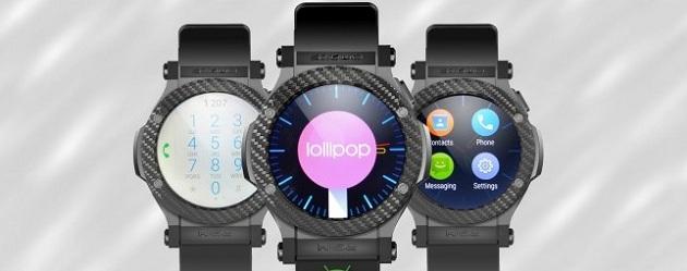 Omate Rise : 3G desteğine sahip akıllı saat!