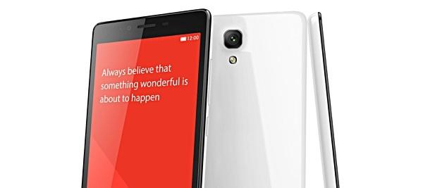 Xiaomi'den uygun fiyatlı telefon : Redmi Note Prime!