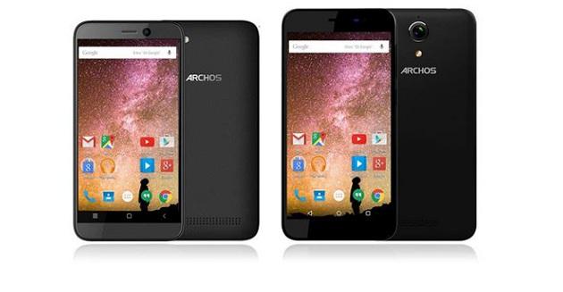 Archos firması yeni telefonlarını tanıttı!