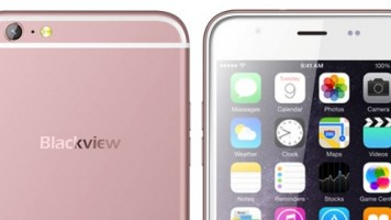 iPhone 6S Plus kopyası : Blackview Ultra Plus!