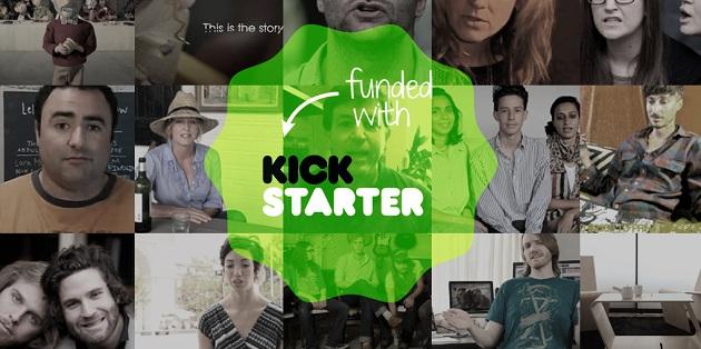 Kickstarter uygulaması sonunda Android'de