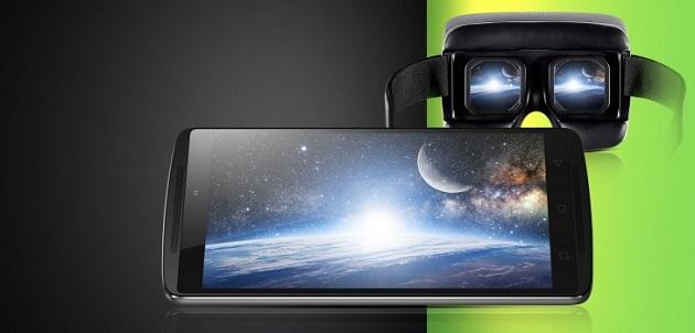 Lenovo katilini tanıttı : Lenovo Vibe K4 Note!