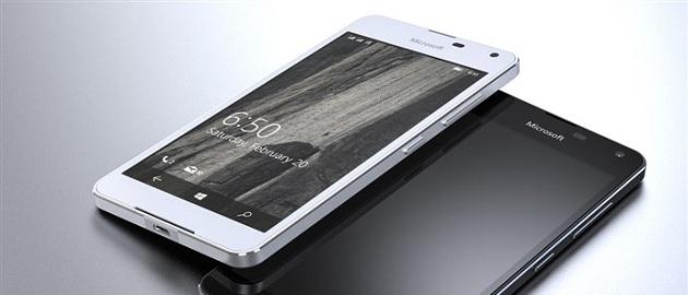 Microsoft Lumia 650 Şubat ayında geliyor!
