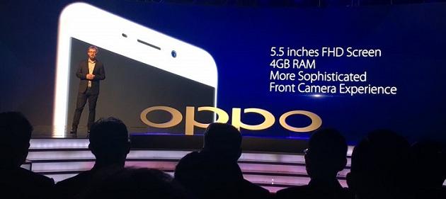 Oppo F1 Plus resmi olarak tanıtıldı!