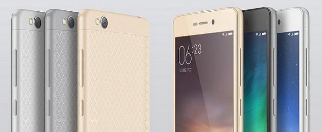 Xiaomi Redmi 3 resmi olarak tanıtıldı!