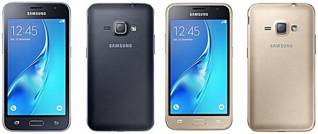 Yeni Samsung Galaxy J1 resmi olarak açıklandı!