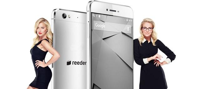 Reeder P10 akıllı telefon ülkemizde satışta!