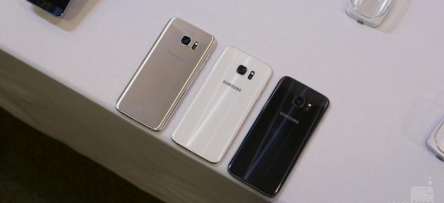 Samsung Galaxy S7 Edge resmi olarak tanıtıldı!