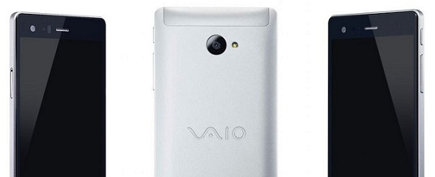 VAIO ilk akıllı telefonunu duyurdu!