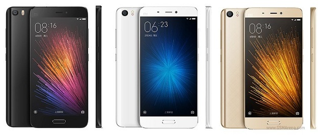 Xiaomi Mi 5 sonunda resmi olarak tanıtıldı!