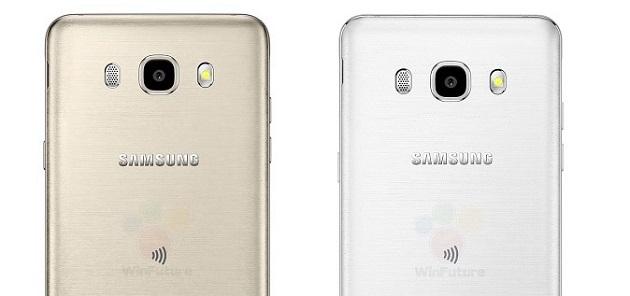 Galaxy J5 (2016) basın görselleri sızdırıldı!