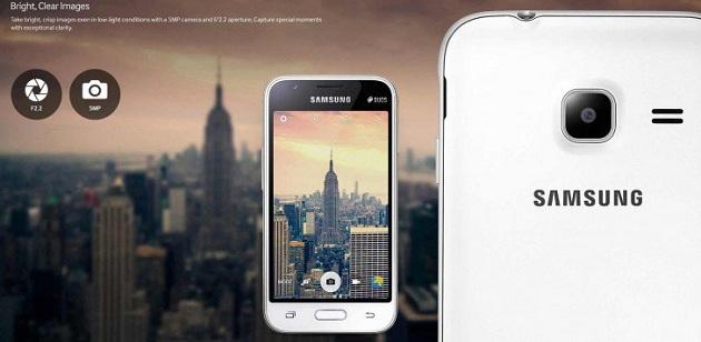 Giriş seviyesinde Galaxy J1 Mini tanıtıldı!