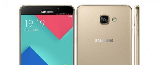 Samsung Galaxy A9 Pro artık resmi!