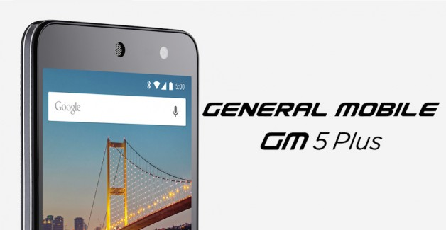 General Mobile GM 5 Plus satış tarihi açıklandı!