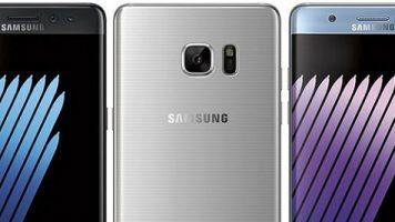 Samsung Galaxy Note 7'nin TV reklamı yayınlandı!
