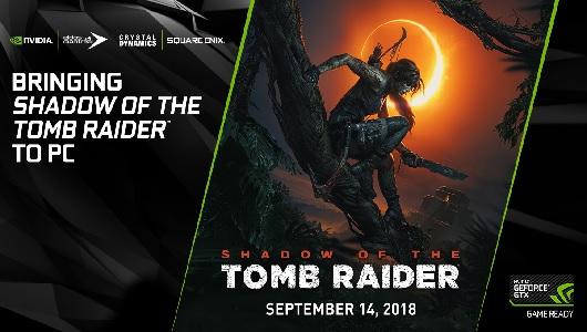 GeForce Sahipleri Shadow of the Tomb Raider Yeni Sürücüsüne Kavuştu