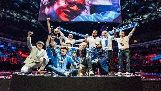Vodafone FreeZone Şampiyonluk Ligi Finalinde Şampiyon SuperMassive