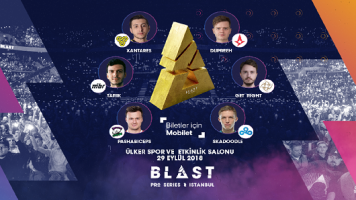 BLAST Pro Series Red Bull İle Kanatlanıyor