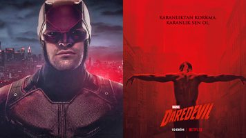 Daredevil Üçüncü Sezonu Sadece Netflix'te!