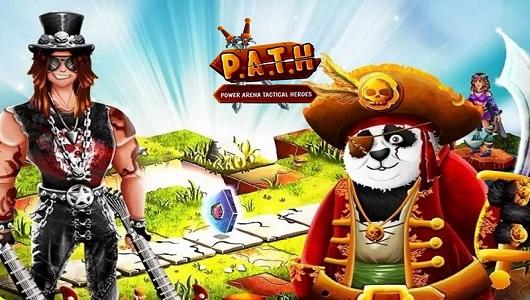 P.A.T.H Path Of Heroes – Türkiye'den Bir Mobil Oyun Daha Globale Açıldı!