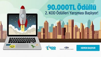 Kod Ödülleri Başvuru Süreci Devam Ediyor!