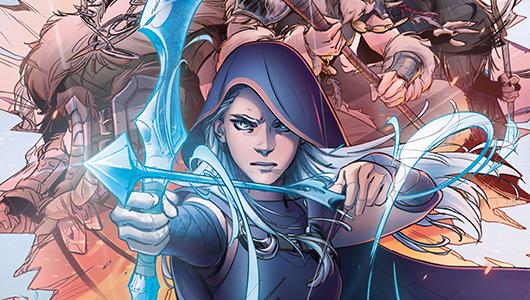 Marvel ve Riot Games'ten Renkli İşbirliği!