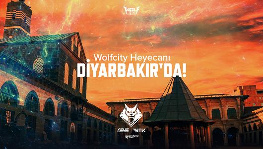 Wolfcity Diyarbakır Etkinliğinde Katılım Rekoru Kırıldı