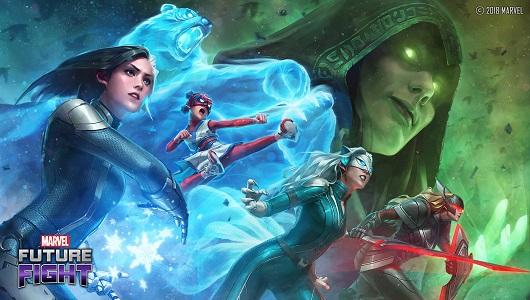 Marvel Future Fight'ın Yeni Orijinal Karakteri Crescent & Io