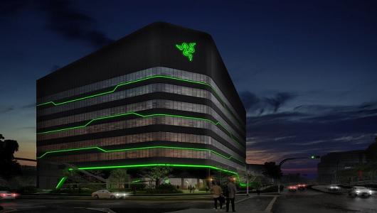 Razer Yeni HQ Ofisi ile 2020'de Singapur'da!