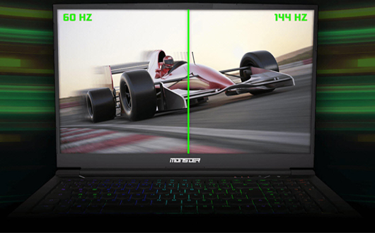 Monster Notebook'un NVIDIA GeForce RTX'li Laptop Modelleri Çıktı
