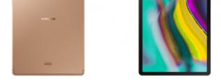 Samsung Yeni Galaxy Tab S5e Modelini Tanıttı
