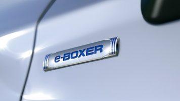 Subaru eBoxer ile Elektrikleniyor