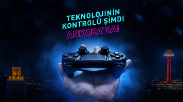 Asus TEKFEST Ankara'ya Sponsor Oldu