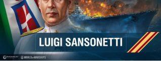World of Warships yeni güncellemesiyle İtalyan Komutan ile geliyor!