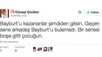 bayburt tweet