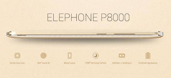 elephone p8000-3